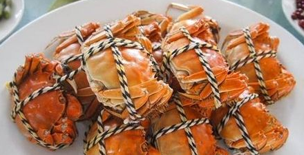 膨化食品厂家告诫吃螃蟹的禁忌