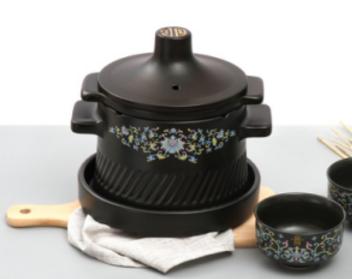 膨化食品厂家介绍纯陶瓷养生锅的好处