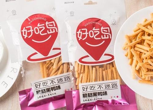 北京休闲食品