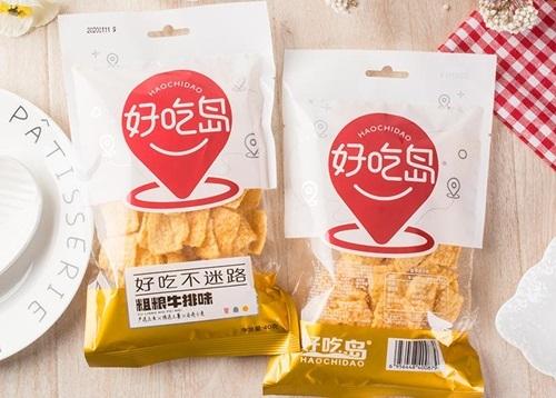 江苏休闲食品厂家代理