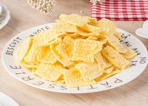 膨化食品招商加盟